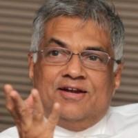 スリランカ新政権の党首 ラニル首相より、Cooへメッセージをいただきました。
